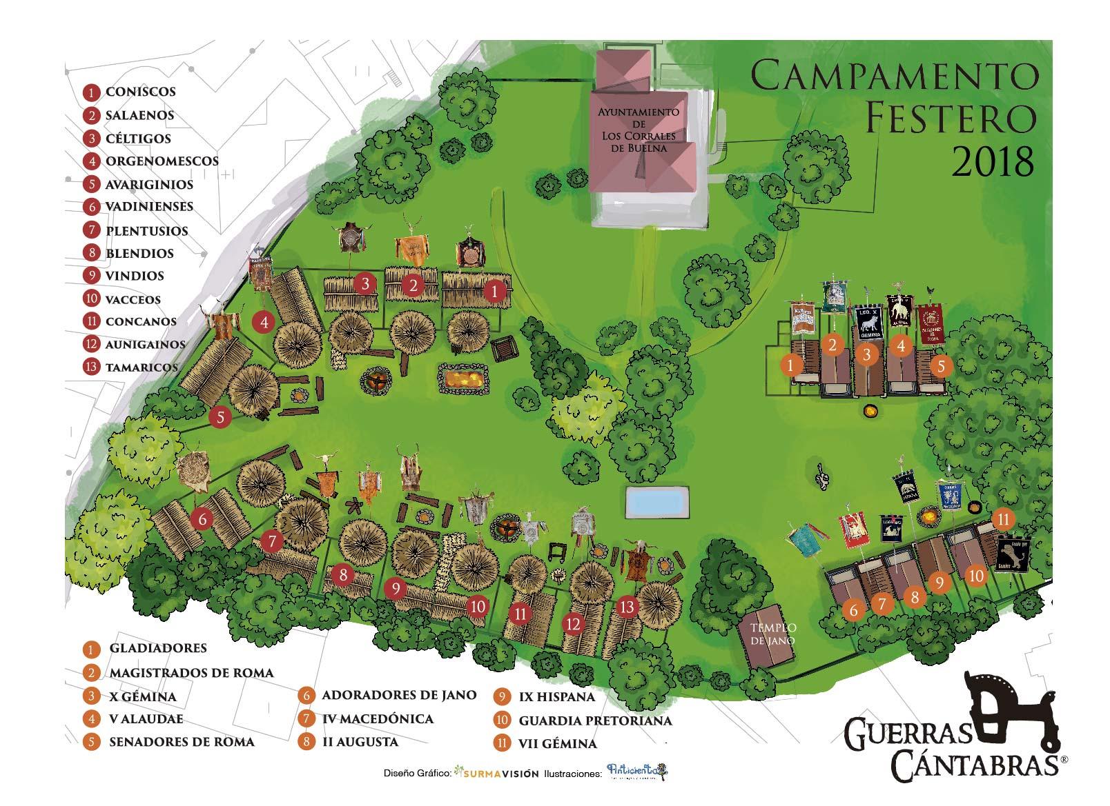 Campamento Festero 2018